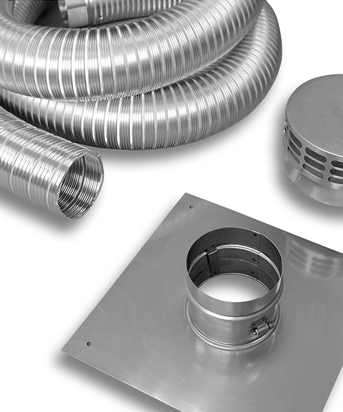 Aluminum Gas Venting Category Image