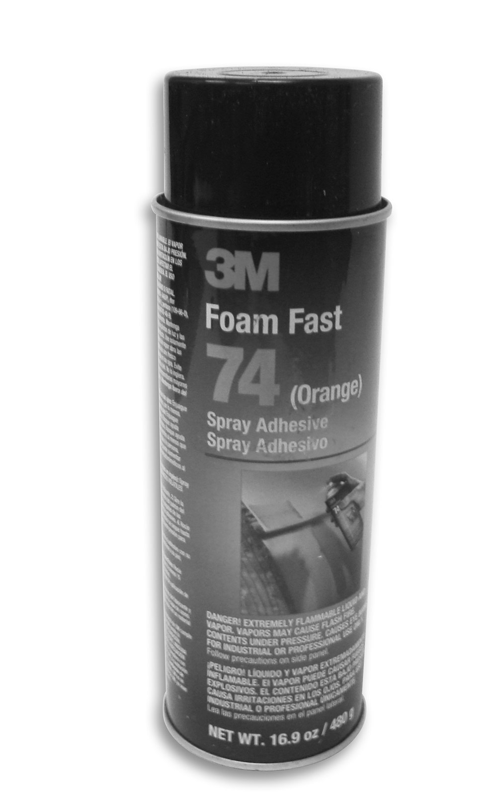 3M Adhesive Glue Spray Can Category Image