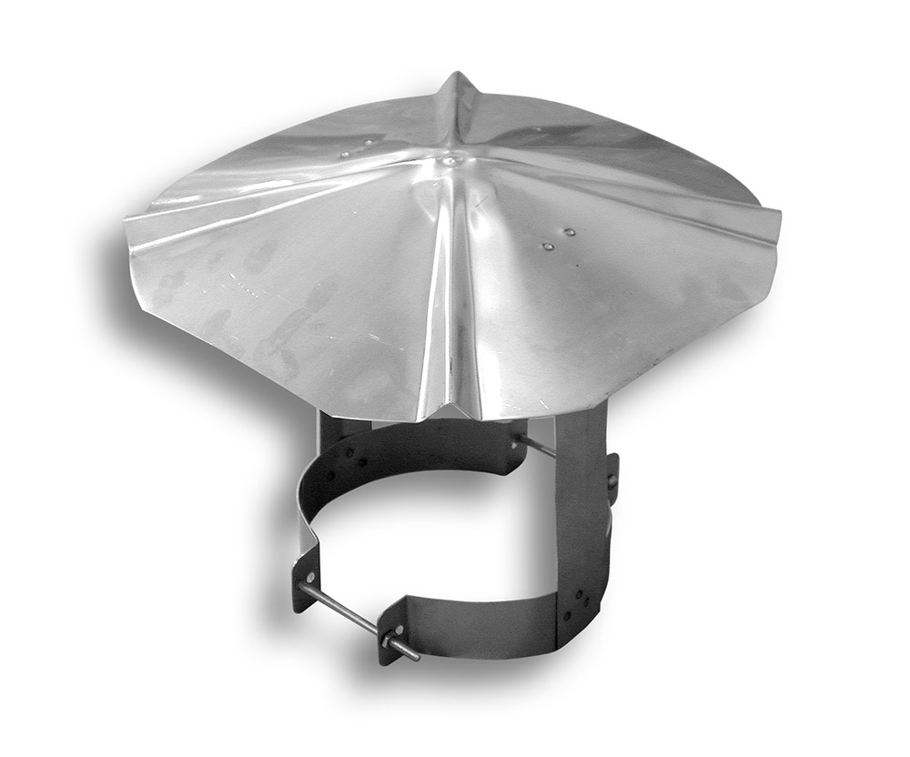 Galvanized Rain Cap Category Image