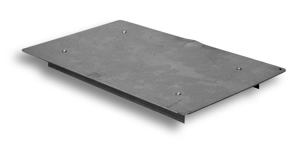 Stainless Steel Ash Dump Cover Category Image