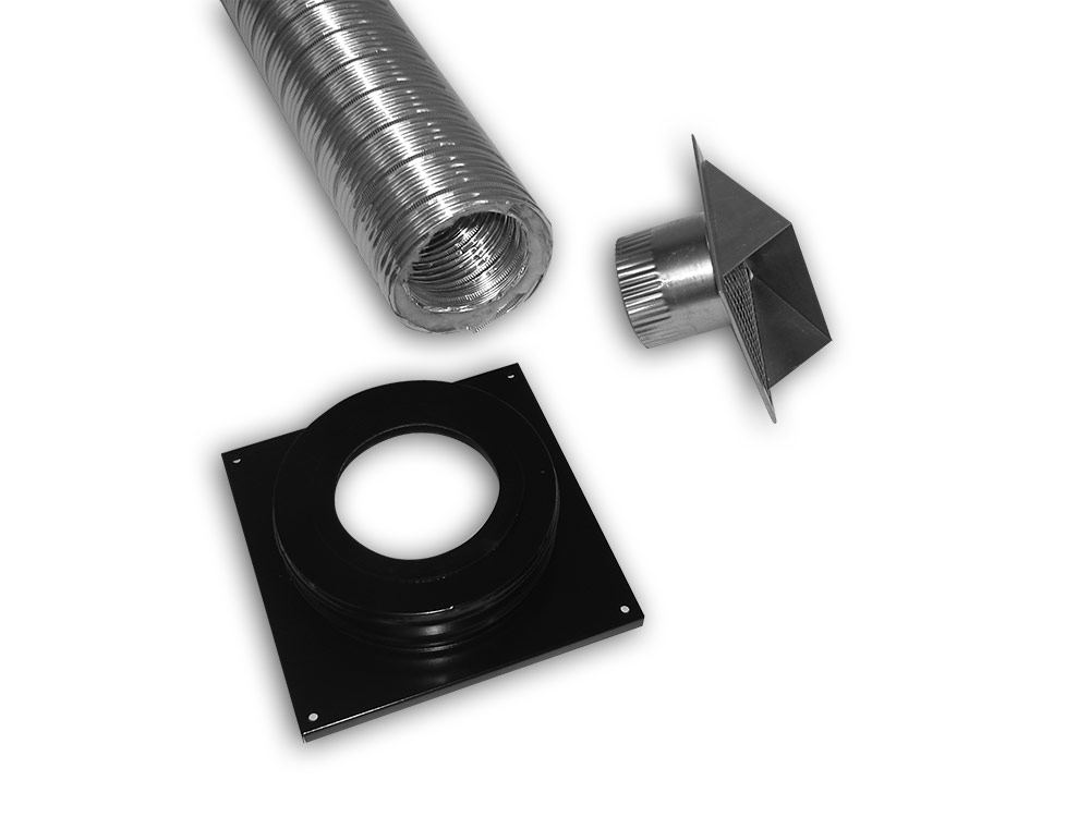 Fresh Air Intake Kit with Insulated Flex Category Image