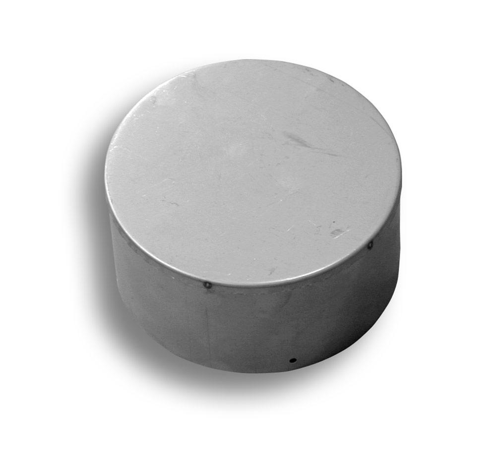 24 Gauge Stainless Steel Tee Cap Category Image