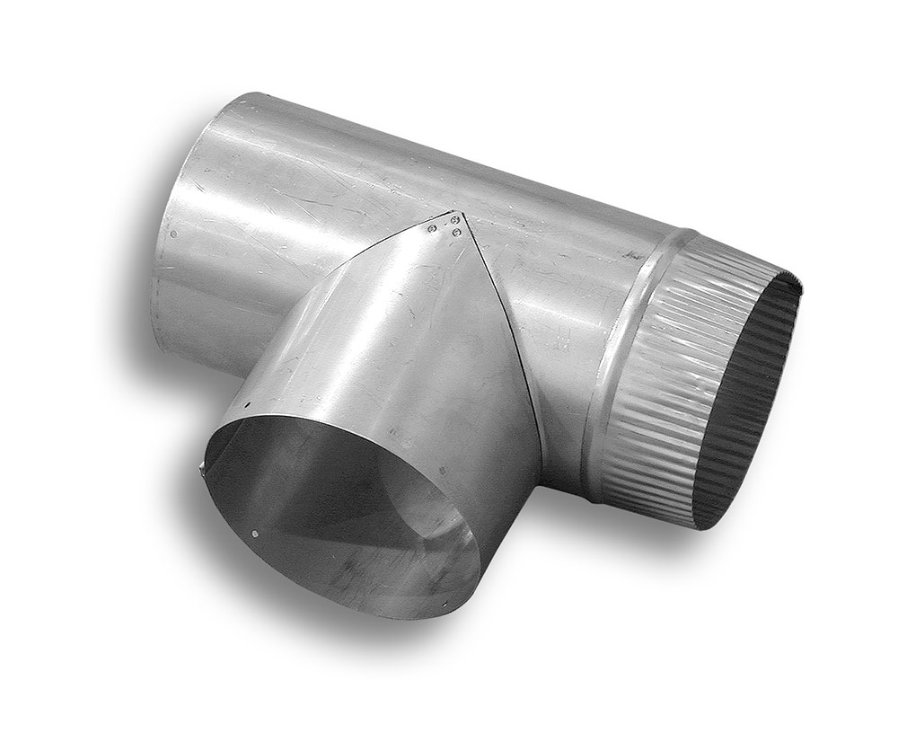 26 Gauge Stainless Steel Open End Tee Category Image