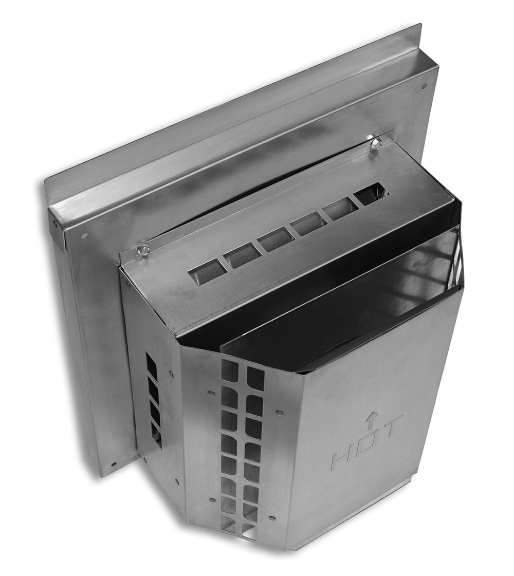 Pro Form 174 Horizontal Co Axial Dv Termination Cap For Flex