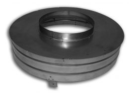 Pro-Form® Base for SS Vertical Round Co-Linear Cap