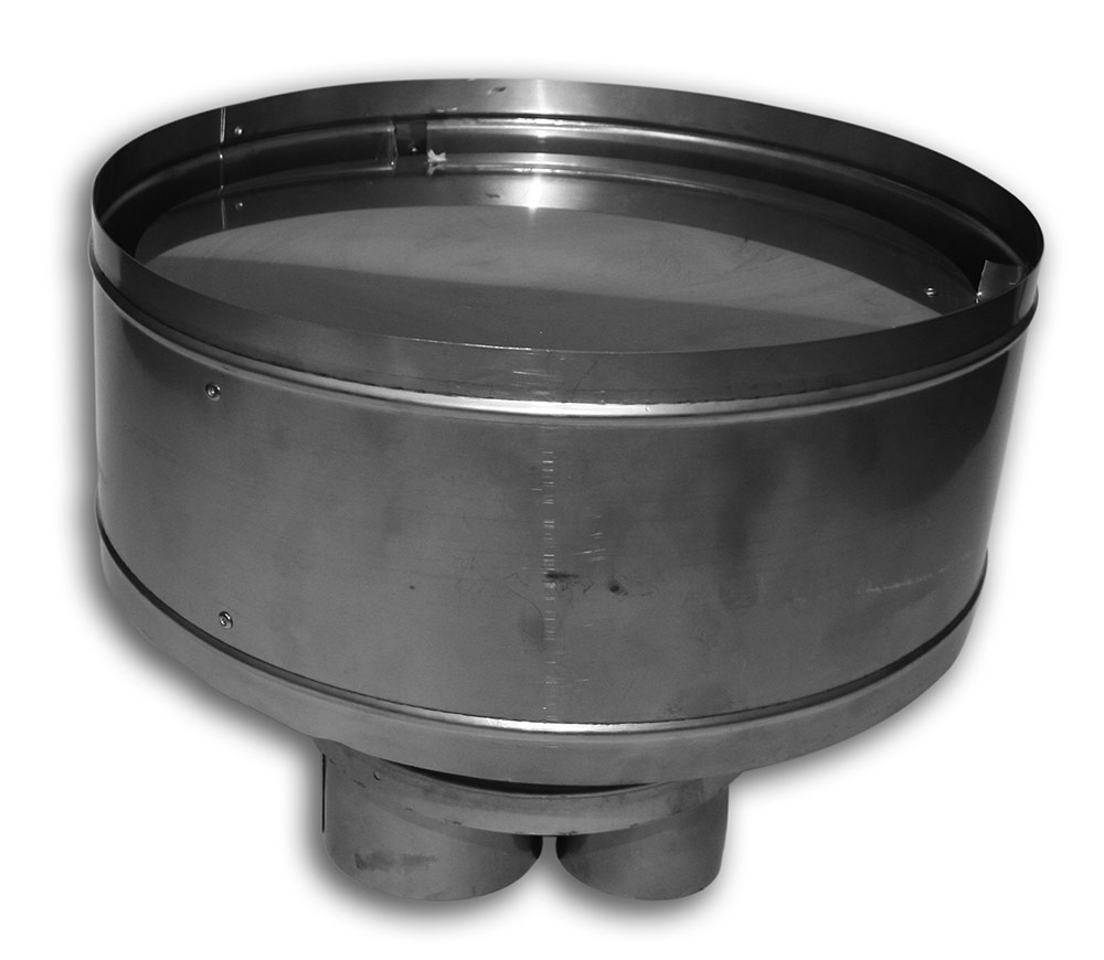 Pro-Form® SS Vertical Round Co-Linear Cap Category Image
