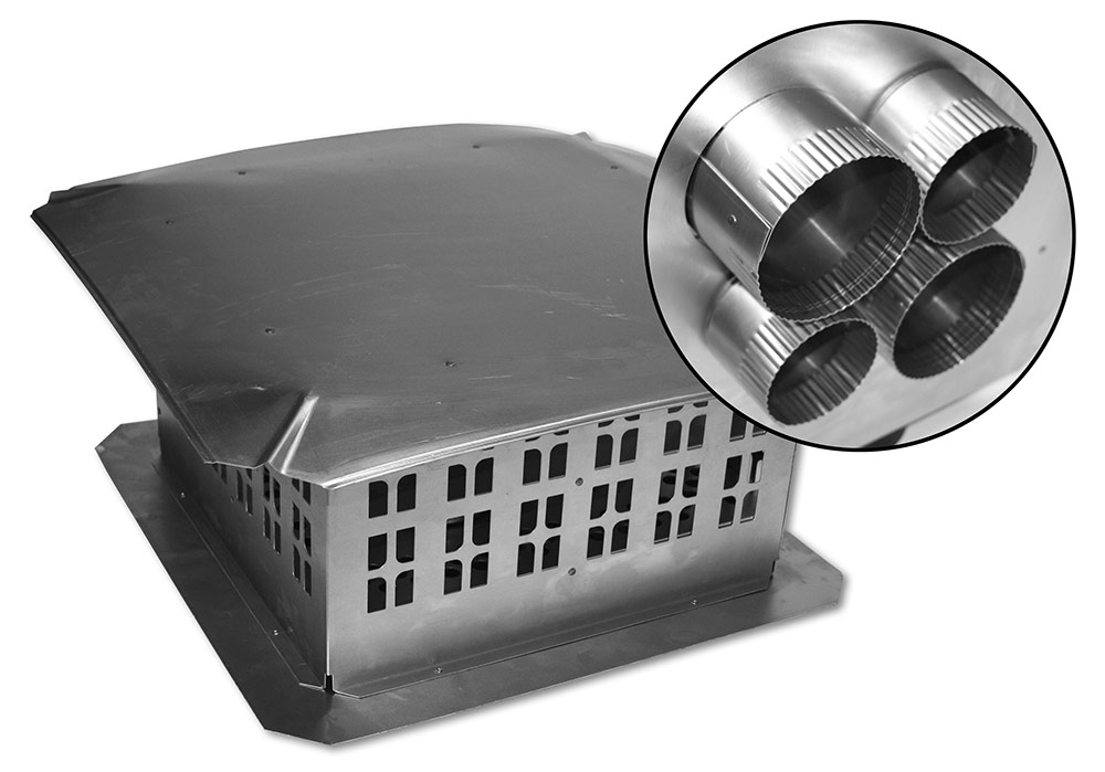 Pro-Form® Insert Co-Linear DV Double Termination Cap Category Image