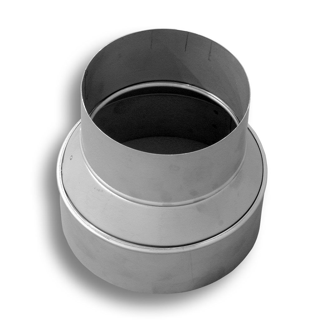24 Gauge Stainless Steel Reducer Category Image