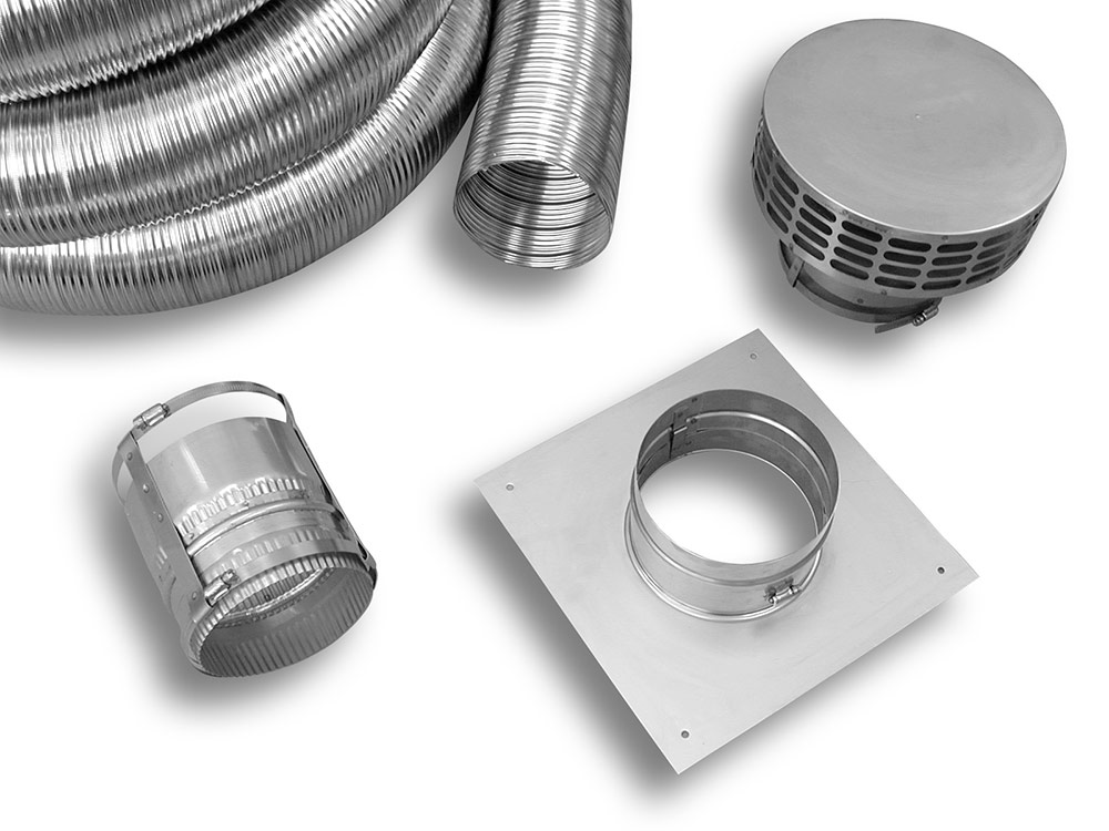Stainless Steel Flex Connector Kit (Type 316L) Category Image