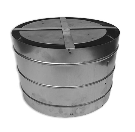 Pro-Form® Vertical Round Co-Axial Cap High Wind Guard Category Image