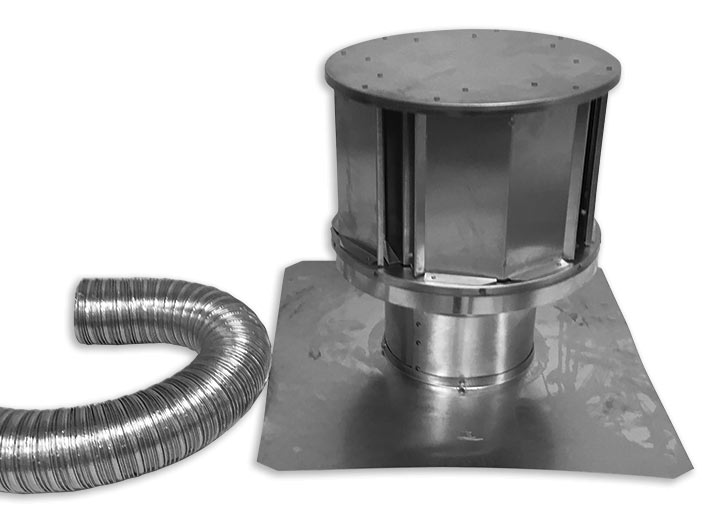 Pro-Form® Insulated Aluminum Flex Kits w/High Wind Cap/Square Base Category Image