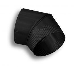 26 Gauge Stainless Steel 45˚ Adjustable Elbow